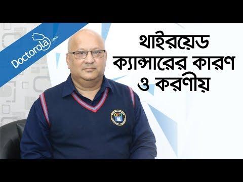 Thyroid cancer in Bangla