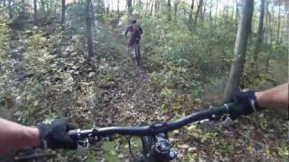 Mountain Biking the Ridge in New Jersey - Part One