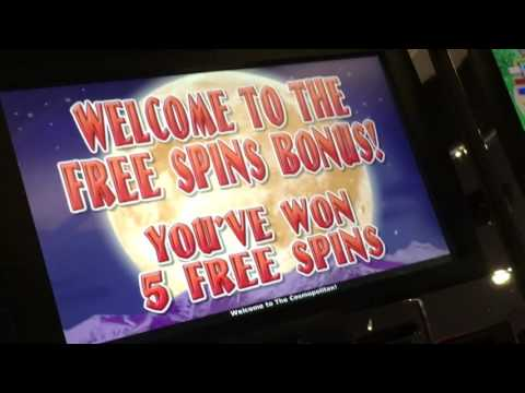 ✦✶ $40/Bet HAND PAY - Wolf Run ✶✦ HIGH LIMIT Slot Play at Cosmo in Vegas