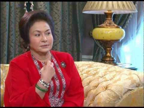 Rosmah Diamond Ring