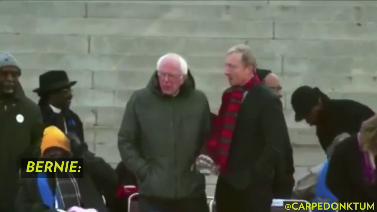 Bernie and Steyer (Enhanced Audio) - Carpe Donktum