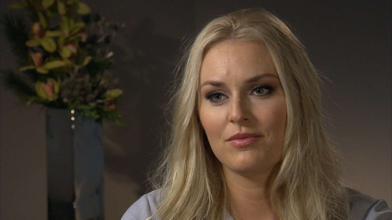 Lindsey Vonn: 60 MINUTES SPORTS - YouTube