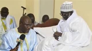 Déclaration Des Serigne Daaras Devant S. Mountakha Mbacké Et La Réaction Du Khalife Des Mourides