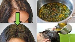 Kein Witz! Verwende dieses Heilmittel und lass deine Haare in 10 Tagen wachsen!