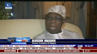 Obasanjo Says Ethnic Agitation Calls Must Be Considered For Inclusiveness