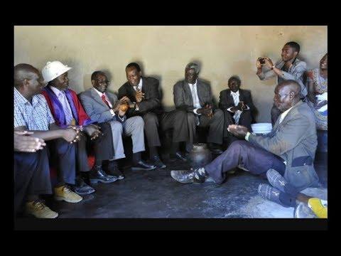 Photo of Elder RG Mugabe Causes a Stir on social media (Elder Statesman)