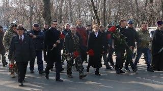 В Одессе отметили 30-ю годовщину со дня вывода войск из Афганистана