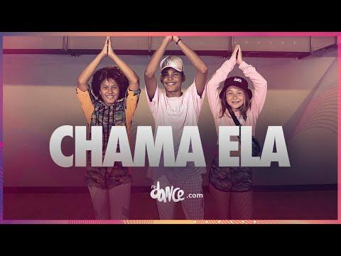 Chama Ela - Lexa ft Pedro Sampaio Coreografia  Dance