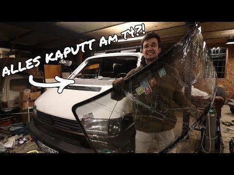 Was ist ALLES KAPUTT am VW BUS?! | Reparatur VW Bus