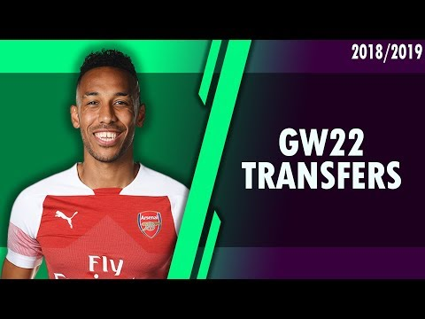 GAMEWEEK 22 - CHEAP & PREMIUM TRANSFER OPTIONS TO BUILD YOUR WILDCARD TEAM! #FPL 2018/2019!