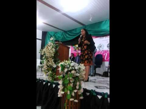 Bárbara Pinheiro - Essência de um Adorador - Em São Miguel do Jarí - PA