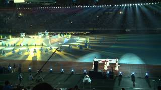 Incheon 2014 Asian Para Games Opening Ceremony