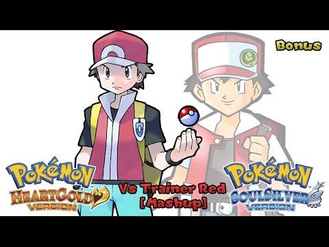 Pokemon HG/SS & Remix - Trainer Red Battle Music [Mashup] (HQ)