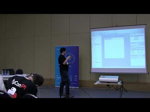 Image from Aplikacje desktopowe z PyQt