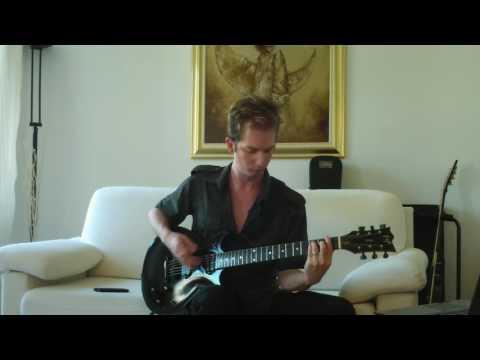 ESP Guitars: John Rox plays Dammit by Blink 182 (Guitar Cover)