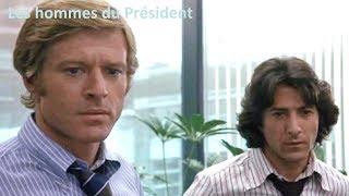 Les Hommes Du Président 1976 (All The President's Men) - Film Réalisé Par Alan J  Pakula