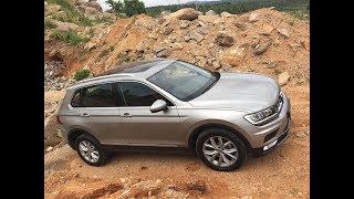 New Volkswagen Tiguan First Drive - Price | Specs | Features