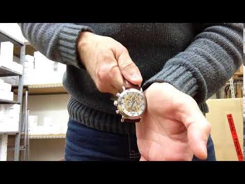 Stoßsicherung Entriegeln Bei Mechanischen Armbanduhren