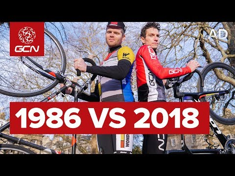 How Much Have Carbon Bikes Changed? | Retro Vs Modern