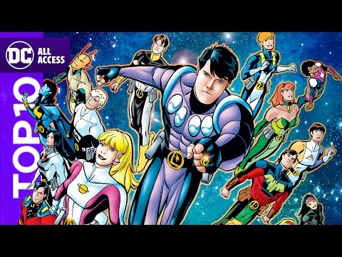 Top 10 Legion of Super-Heroes Moments