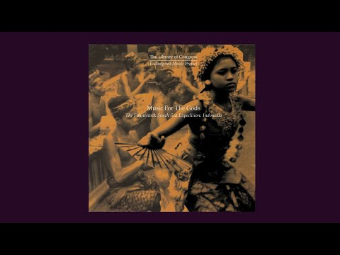 Various - Music For the Gods (GAMELAN)