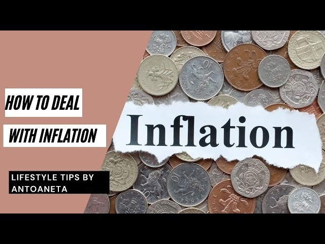 How To Deal With Inflation (Investing Tips)