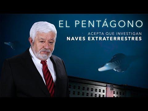 ÚLTIMA HORA: El Pentágono acepta que investiga Naves Extraterrestres