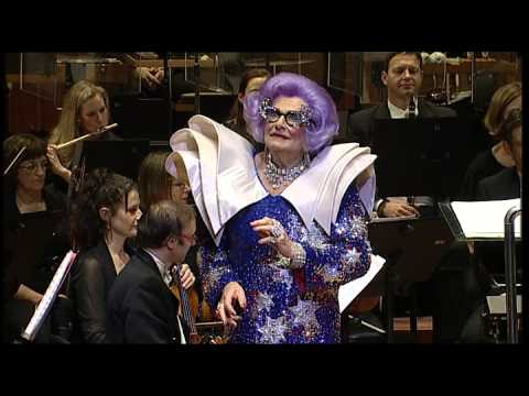 PROKOFIEV Peter and the Wolf (Sydney Symphony Orchestra / Northey / Dame Edna)