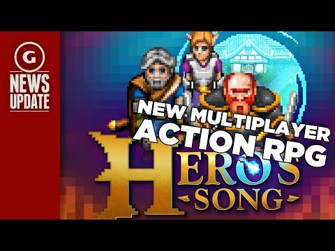 Former Sony Online Boss Reveals New Open World RPG - GS News Update