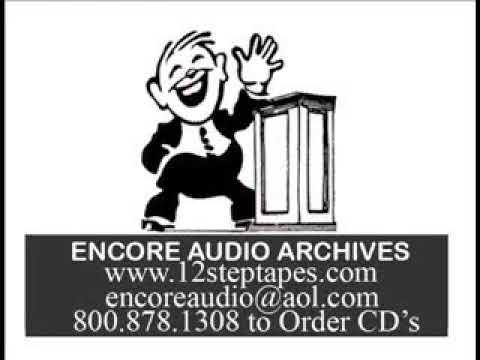 AA SPEAKER SHADOE S.   5.11.1996  Saturday Night Malibu, CA