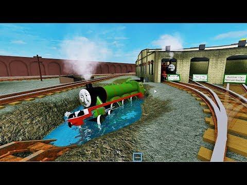 Thomas And Friends Threepoint's North Western Railway Roblox!