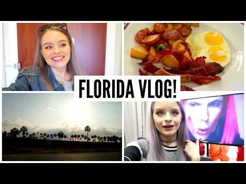 TRIP TO FLORIDA FOR A FEW DAYS!!? | sophdoesvlogs