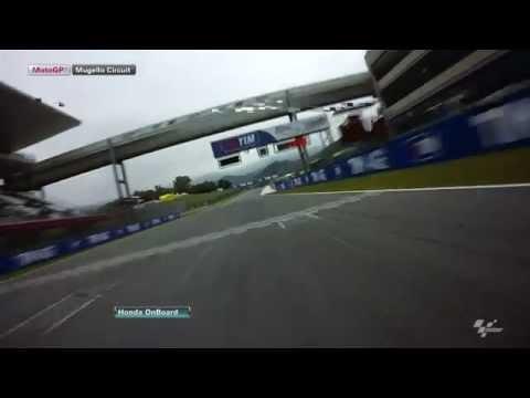Mugello 2014 - Honda OnBoard