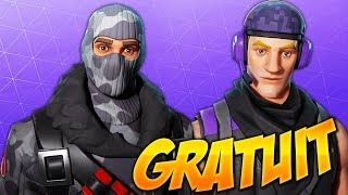 HAVE 2 NEW SKINS FOR FREE on FORTNITE Battle Royale!! - Twitch Prime