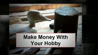 Make Money Woodworking, Woodworking Business From Pizzatherapy.com/woodprofits
