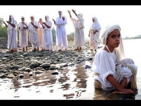 Faces of Semite isolated groups (Samaritans  & Mandaeans )