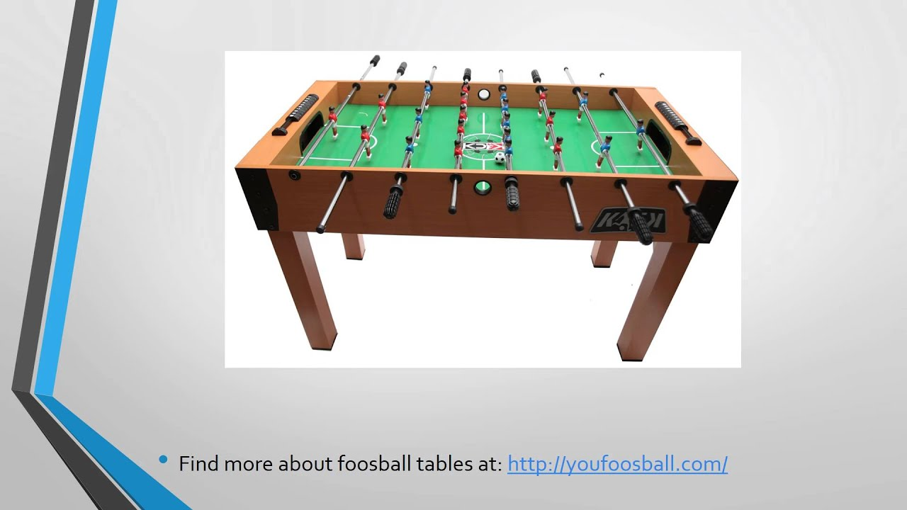 Best Foosball Tables That Will Take Your Breath Away 2016