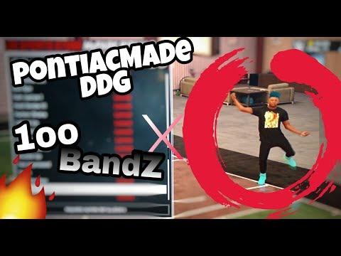 DDG - 100 Bands Freestyle 2k17