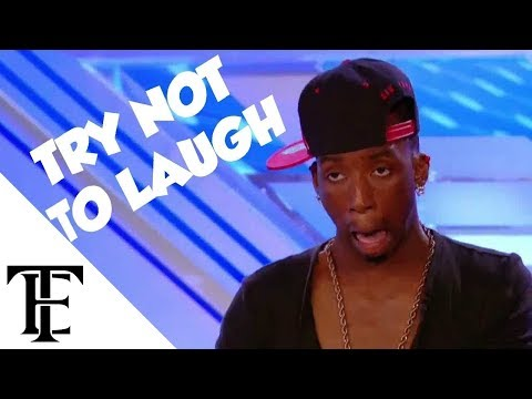 Thumbnail: TRY NOT TO LAUGH OR CRINGE! X FACTOR EDITION