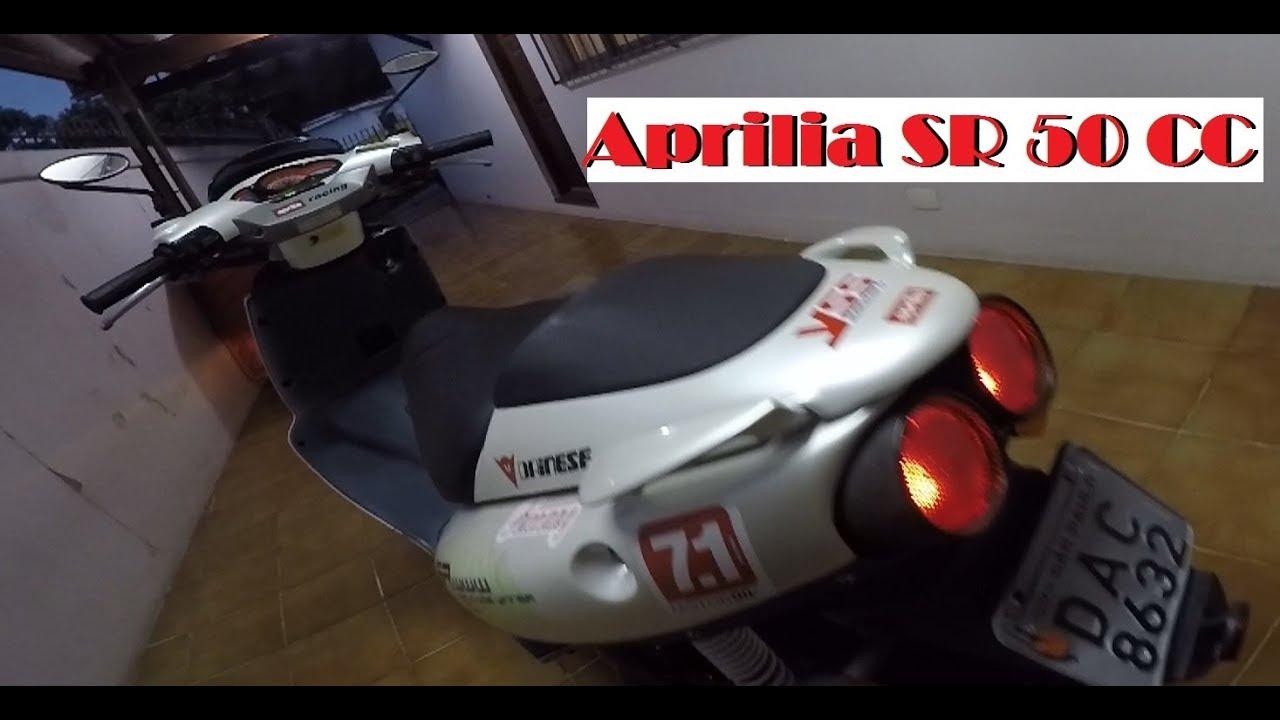 levando scooter aprilia sr 50 cc para ser preparada no. Black Bedroom Furniture Sets. Home Design Ideas