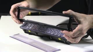 Chris disassembles a Whelen Pioneer SlimLine Dual Worklight