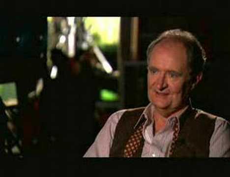 Indiana Jones 4 - Jim Broadbent interview