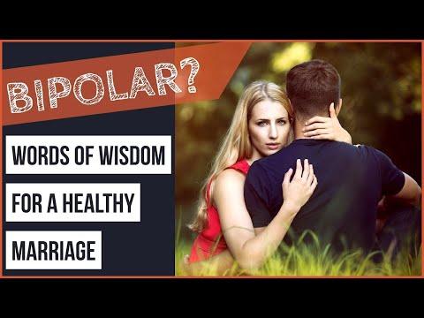 اضطراب ثنائي القطب - الزواج والانجاب