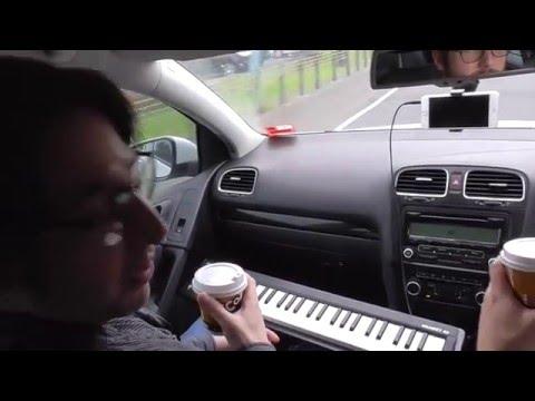KORG microKEY Air: Getting Coffee with the Korg MicroKEY Air Bluetooth Midi Keyboard