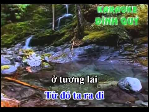 Karaoke -TD Cai luong -Tâm sự loài chim biển _Phần 1 (Anh Chin)