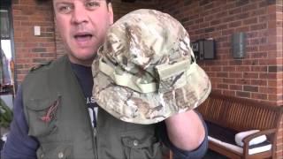 PENTAGON SAFARI VEST AND BOONIE HAT