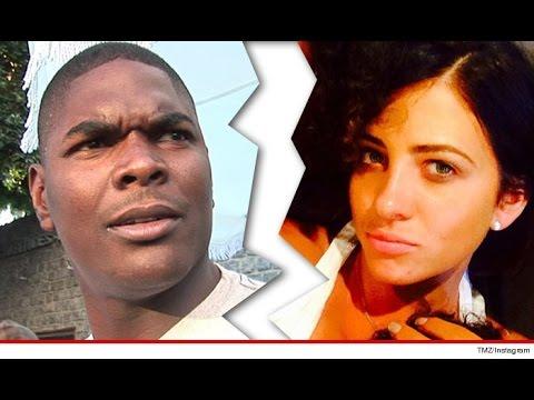 Keyshawn Johnson Wife Files For Divorce