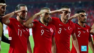 Euro 2020 qualifier: Controversy overshadows France vs Turkey game