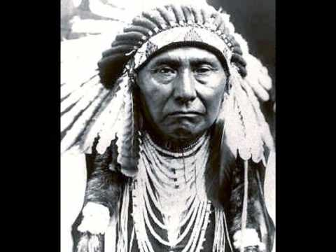 Chief Joseph Speech  - Nez Perce