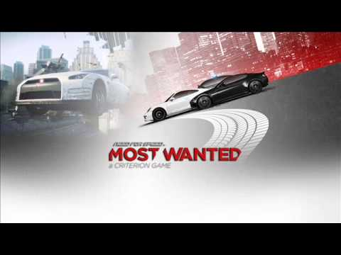 Need for Speed Most Wanted (2012)/Soundtrack